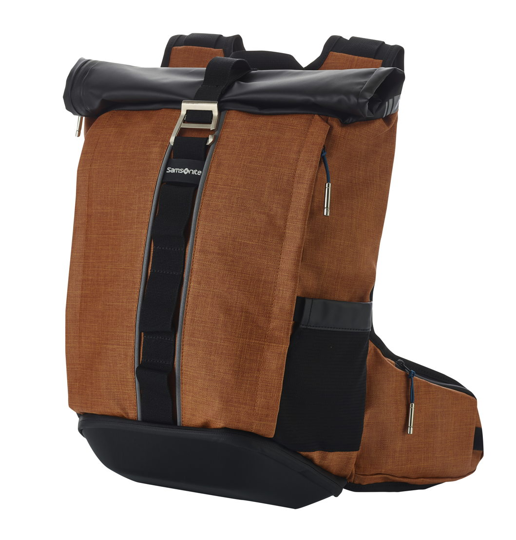 """2WM Laptop Backpack Roll Top 15.6"""""""