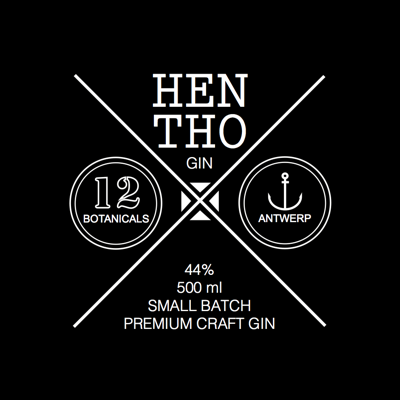 HenTho Gin press room Logo