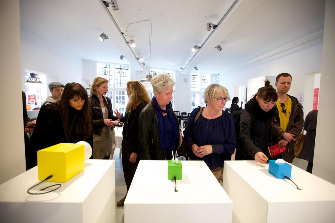 Clap (Bots) ism Brakke Grond & Droog Design, Pieter-Jan Pieters, OWOW - Henry van de Velde Young Talent Award 16