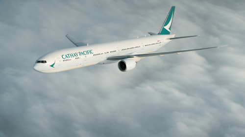 Cathay Pacific releases combined traffic figures for July 2017