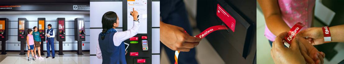 KidZania Guadalajara brinda una mejor experiencia al visitante con la ayuda de los kioscos digitales Panasonic