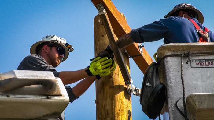 National Lineworker Appreciation Day: What's It Like To Be a DLC Lineworker?