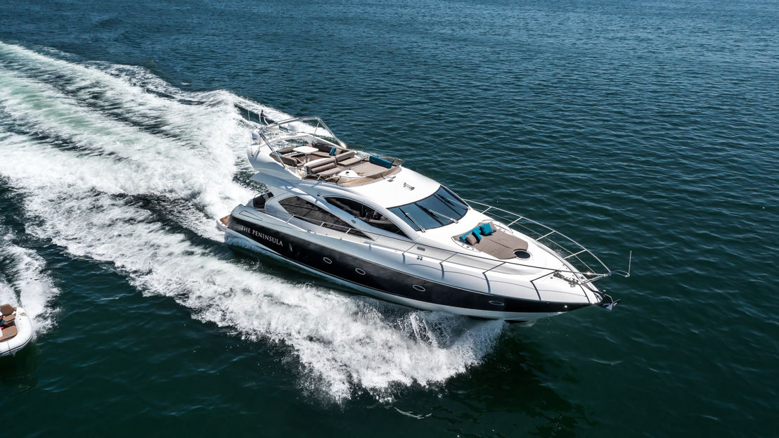 The Peninsula Yacht - Private Charter