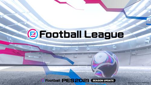 KONAMIS eFootball.League SAISON 2020/21 BEGINNT