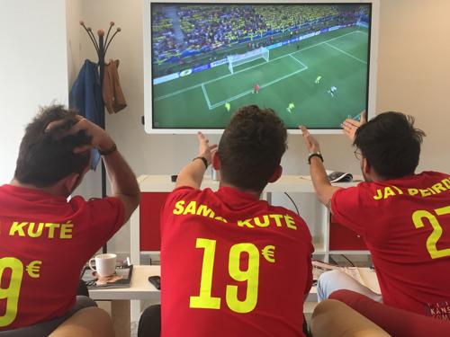 #FautAimerPerdre : Voice et la Commission des jeux de Hasard invitent les jeunes à prudents aux paris sportifs