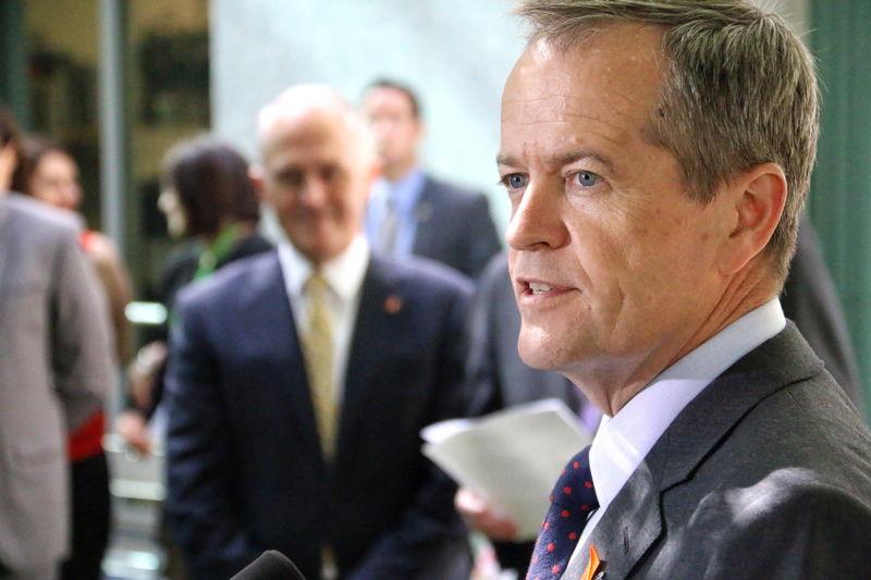 Bill Shorten will deliver the Budget Reply (photo credit: Matt Roberts)