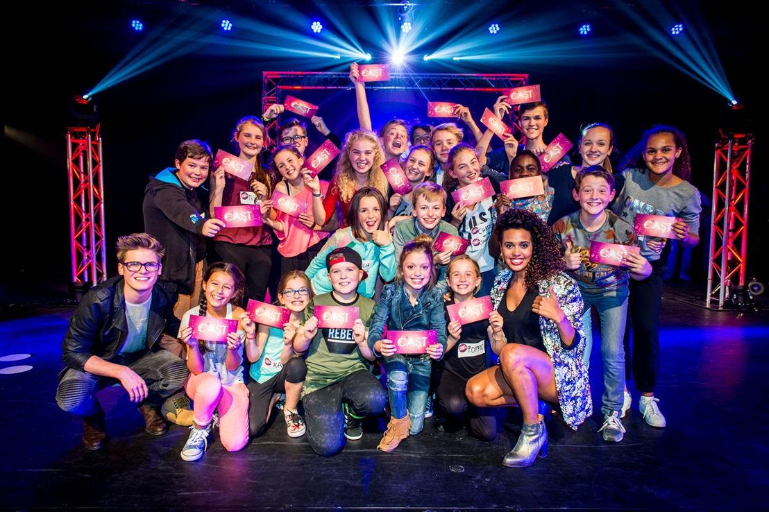Ketnet Musical: De cast (c) Frederik Beyens