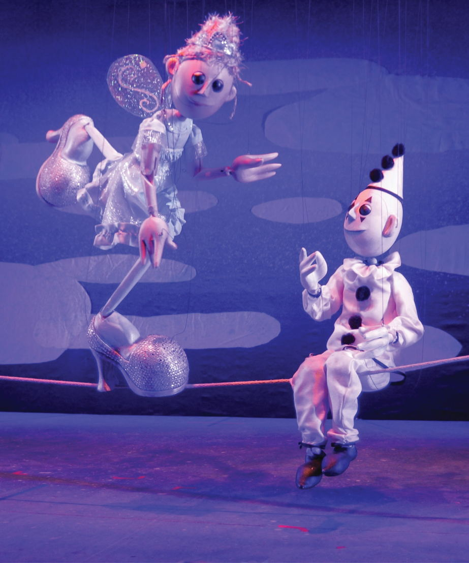 Cinderella and Pierrot - Center for Puppetry Arts
