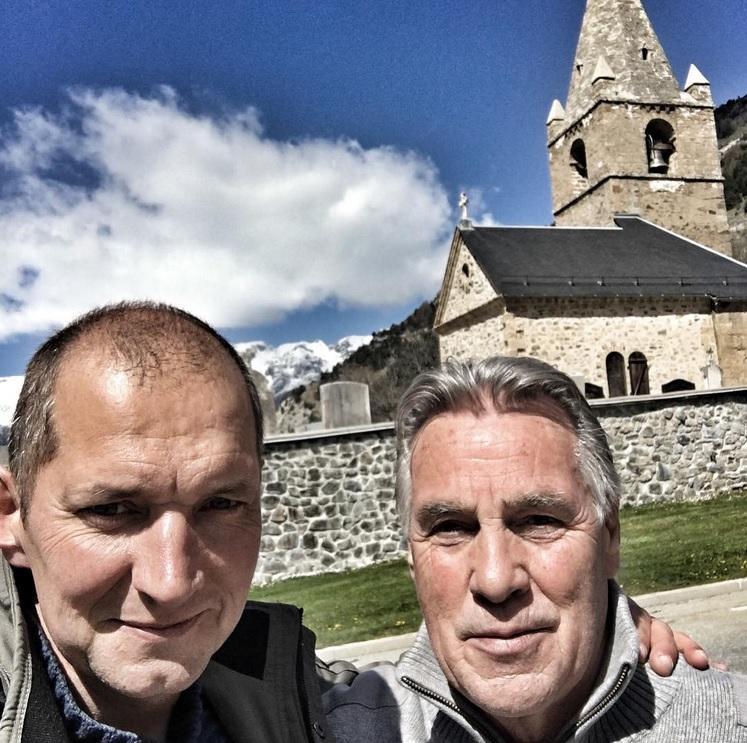 De zomer van Lucien - Karl Vannieuwkerke en Lucien Van Impe - (c) VRT