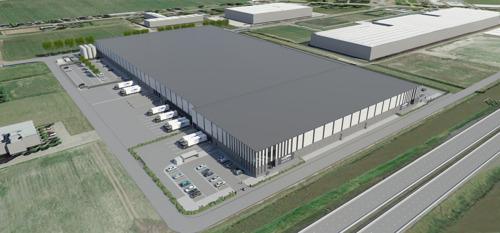 Les Belges construisent la plus grande boulangerie d'Europe