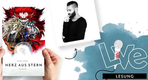"""YouTube-Star Ninotaku liest aus """"Herz aus Stern"""""""