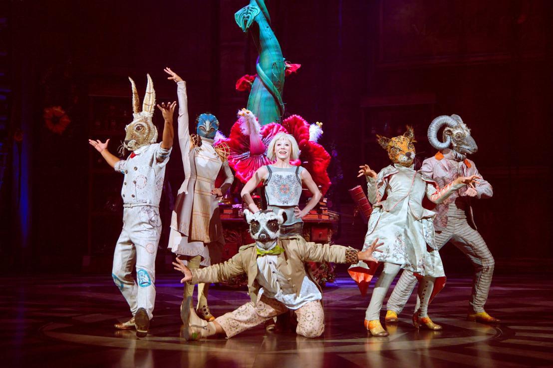 Vidanta Riviera Maya presenta la cuarta temporada del exitoso espectáculo Cirque du Soleil JOYÀ