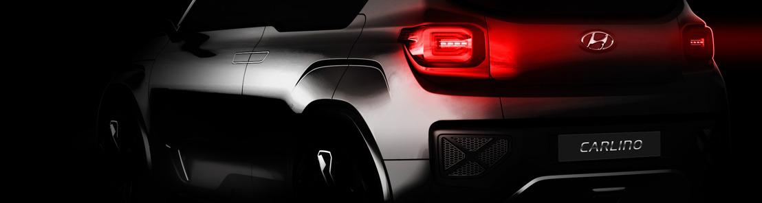 Hyundai Motor Debuts 'Carlino' Concept at Delhi Auto Expo.