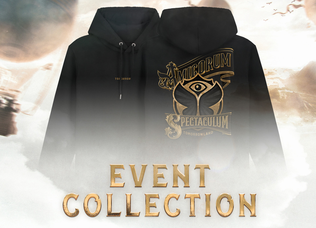 TML by Tomorrowland presents the Limited Edition Amicorum Spectaculum Event Collection