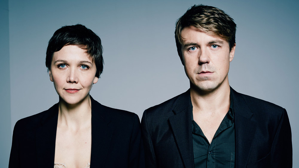 The Honourable Woman - Maggie Gyllenhaal (Nessa Stein) en Andrew Buchan (Ephra Stein) - (c) BBC