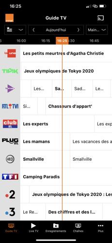 Orange Belgium lance Orange TV Lite