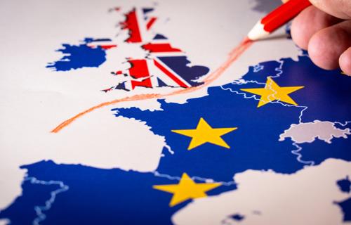 Minister-president Jan Jambon licht in Vlaams Parlement de onderhandelingen over de brexit toe
