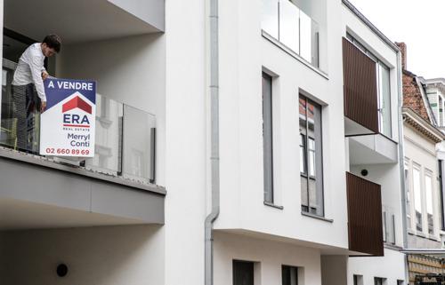 Inédit depuis dix ans : les prix de l'immobilier flamand augmentent quatre fois plus vite que l'inflation