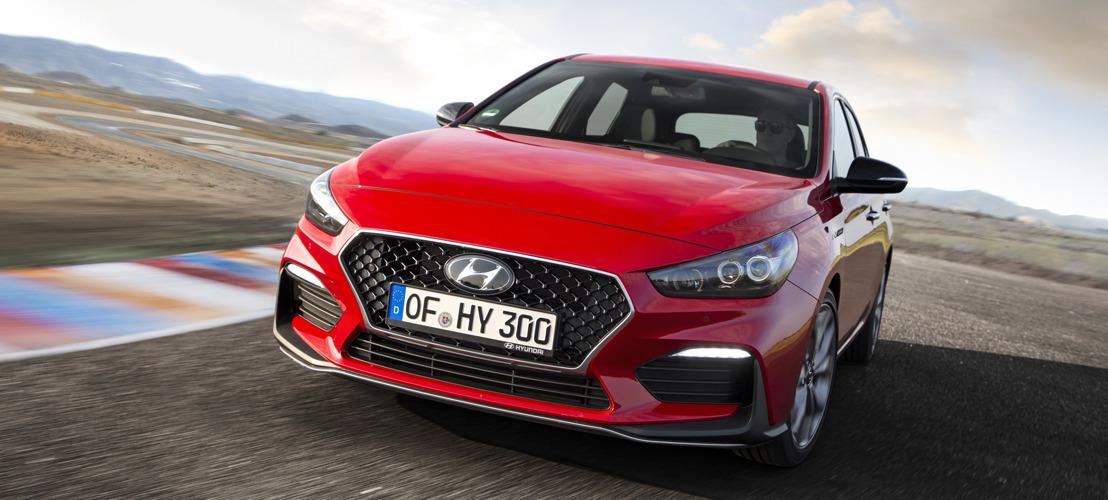 Hyundai i30 e i30 Fastback N-Line: il nuovo tocco sportivo nella categoria compatte