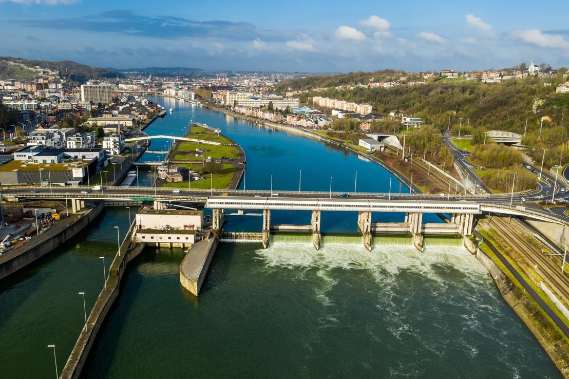 Luminus déploie des solutions innovantes pour la protection des poissons migrateurs en Meuse