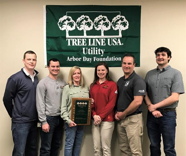 Duquesne Light Receives Tree Line USA Award for 18th Consecutive Year