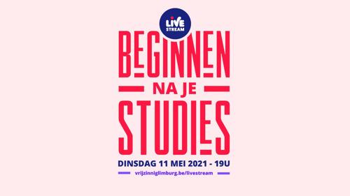 Levenslessen na je studies