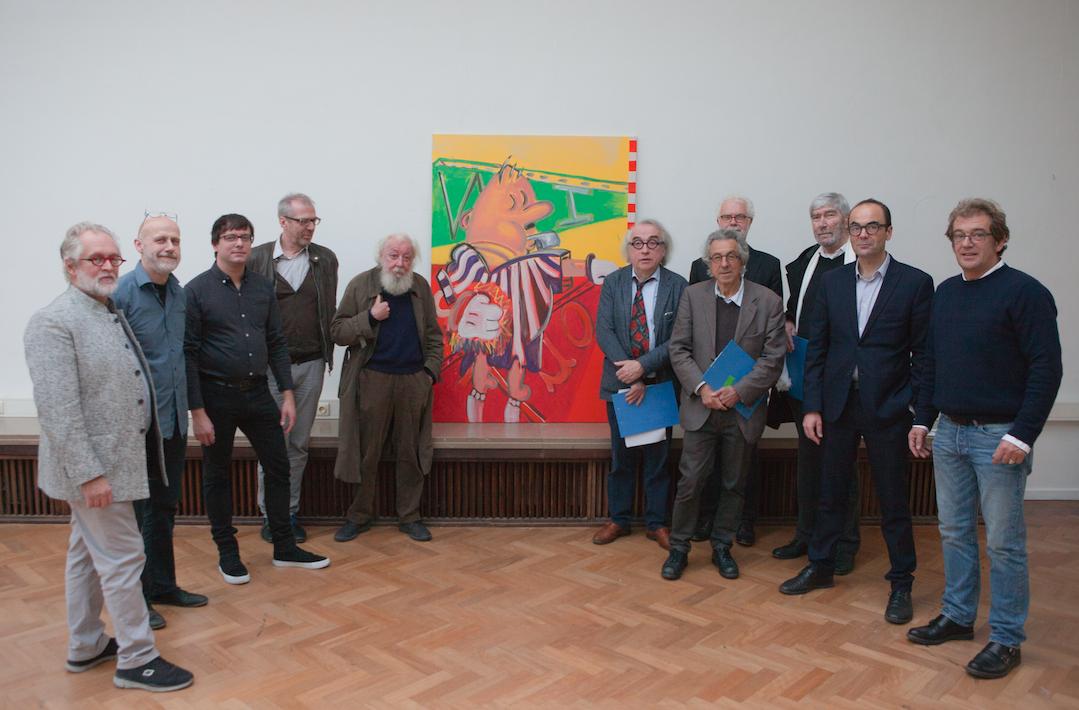 KoMASK - Eerste Prijs Master Salon Award - Jury
