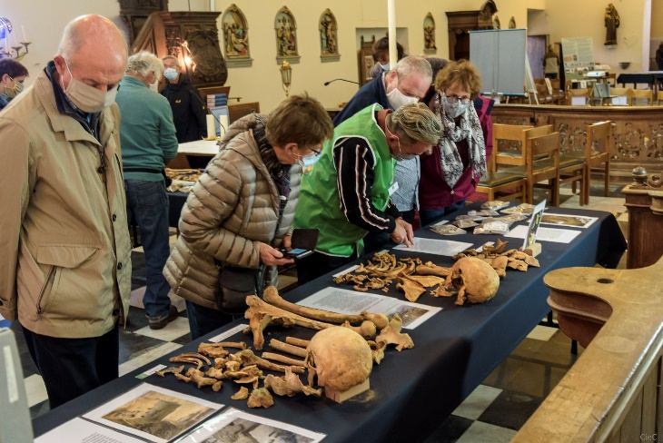 Tijdens de Archeologiedagen kan jong en oud via een hele reeks activiteiten kennis maken met archeologie in Vlaanderen
