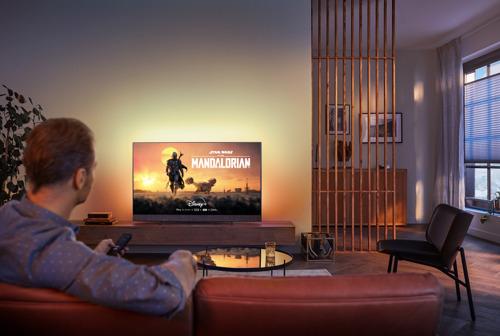 Disney+ maintenant disponible sur les téléviseurs Philips Ambilight Android
