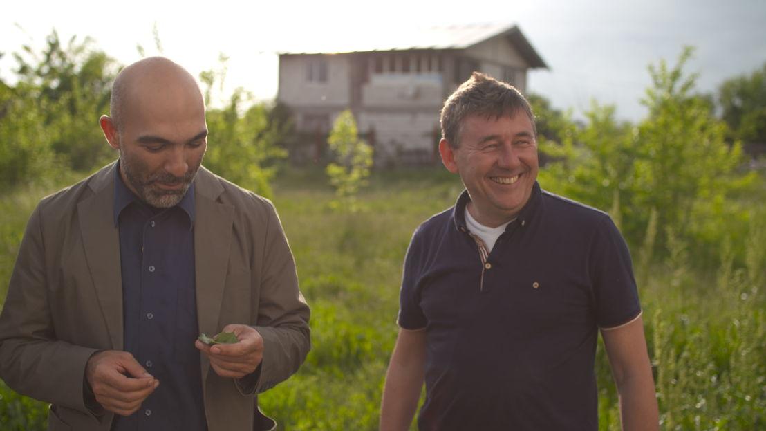 Kleine helden - Roemenië:  Ciprian Necula - (c) Joris Vermost