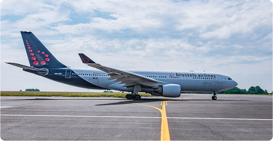 Brussels Airlines rejuvenates its A330 long-haul fleet