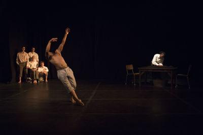 A scene from In(S)kin, pic Jan Potgieter