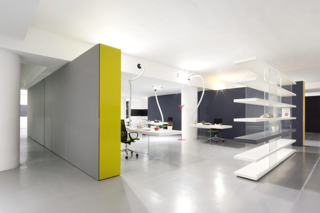 Workspace 2 - Mosaicoon Headquarter © Mosaicoon