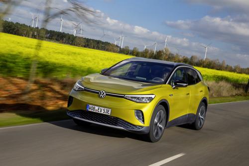 De World Car of the Year 2021 is een Volkswagen: de nieuwe volledig elektrische ID.4