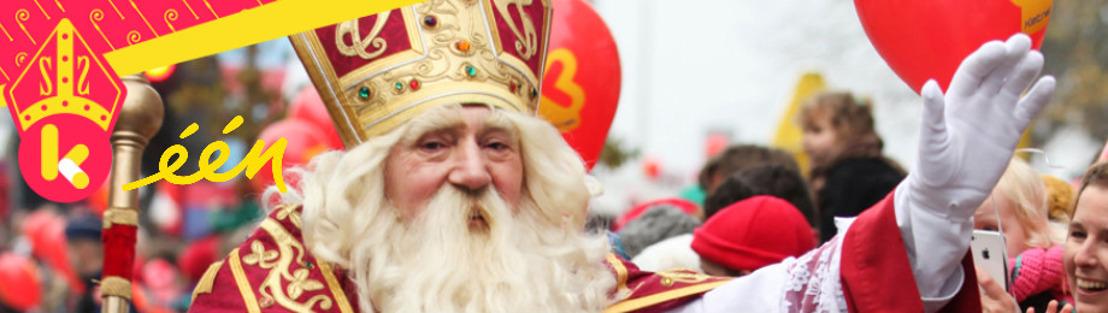 Telegram van de Sint: aankomst in Antwerpen op zaterdag 15 november