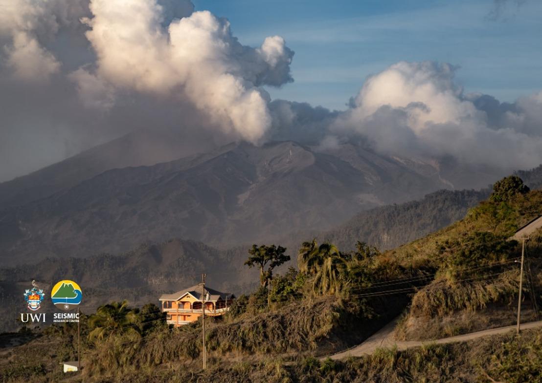 Antigua and Barbuda's Response to the eruption of La Soufrière Volcano