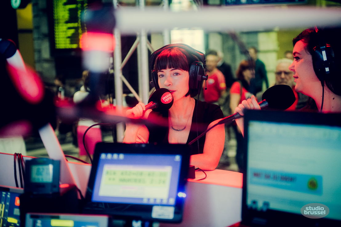(c) VRT - Studio Brussel