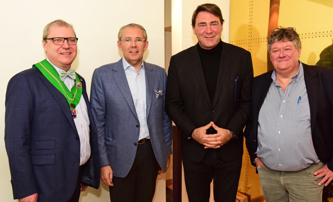 Wie wordt Eerste Kok en Eerste Maître d'hôtel van België 2019 ?