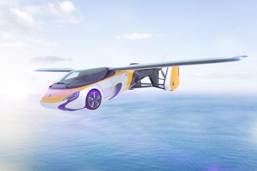 AeroMobil sa predstaví na prestížnej svetovej leteckej výstave v Paríži