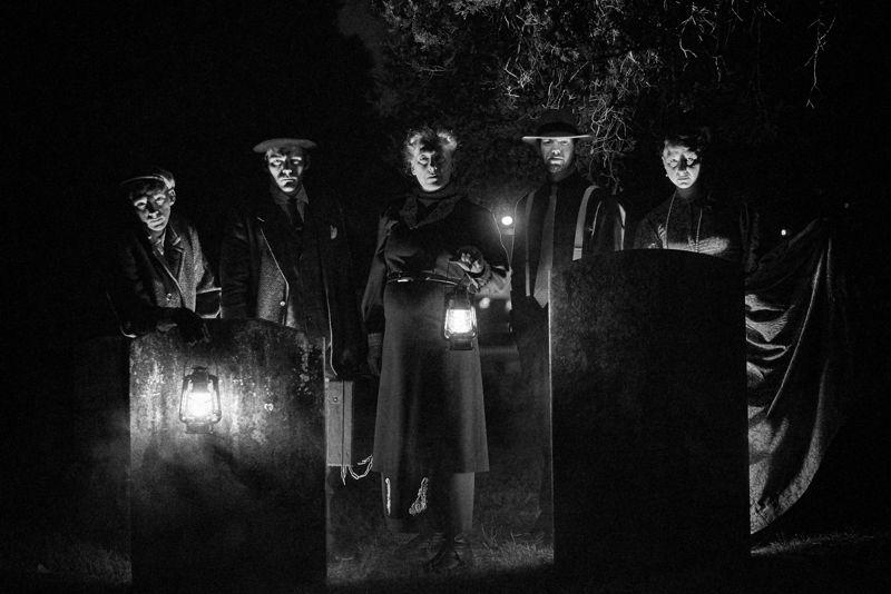 Lawrenceville Ghost Tours (photo credit Chris Bartelski)