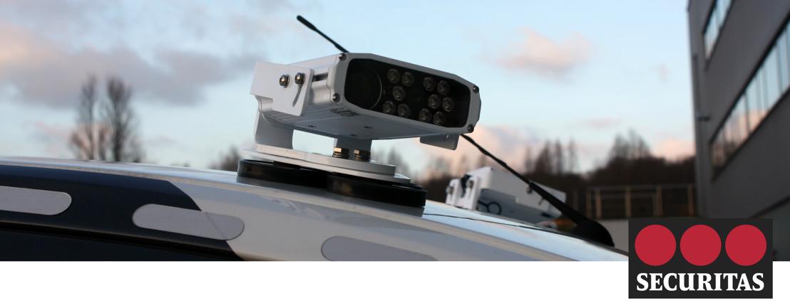 Les agents constatateurs aidés par des caméras intelligentes