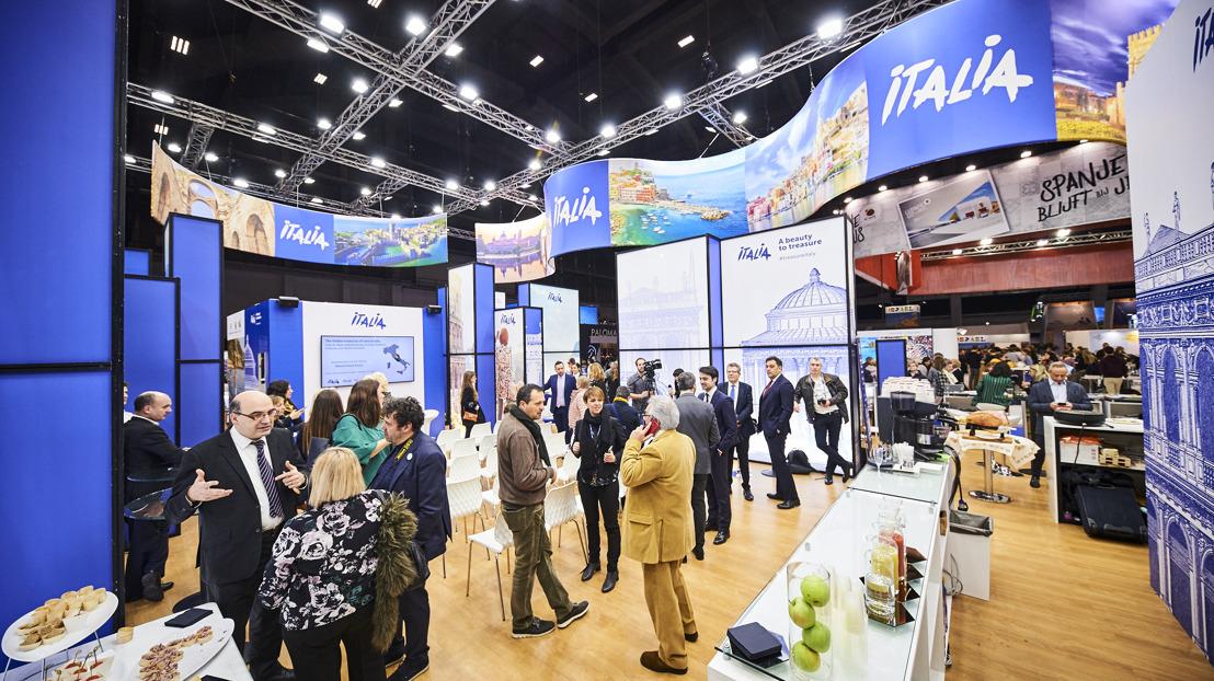 Bijna zoals een échte vakantie: bezoekers waanden zich op reis in Brussels Expo