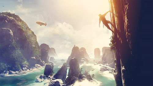 Crytek's The Climb Coming to Oculus Quest