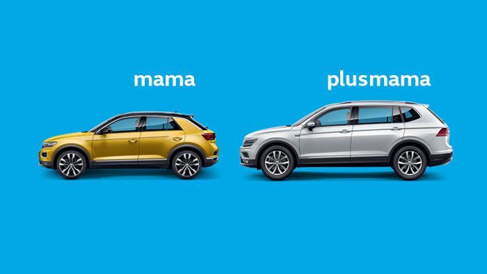 DDB en Volkswagen hebben een SUV voor iedereen