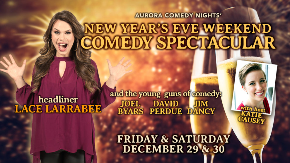 NYE Weekend Lace Larabee (photo credit Aurora Theatre)
