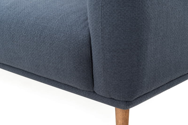 Baily 3-seater Spring Navy