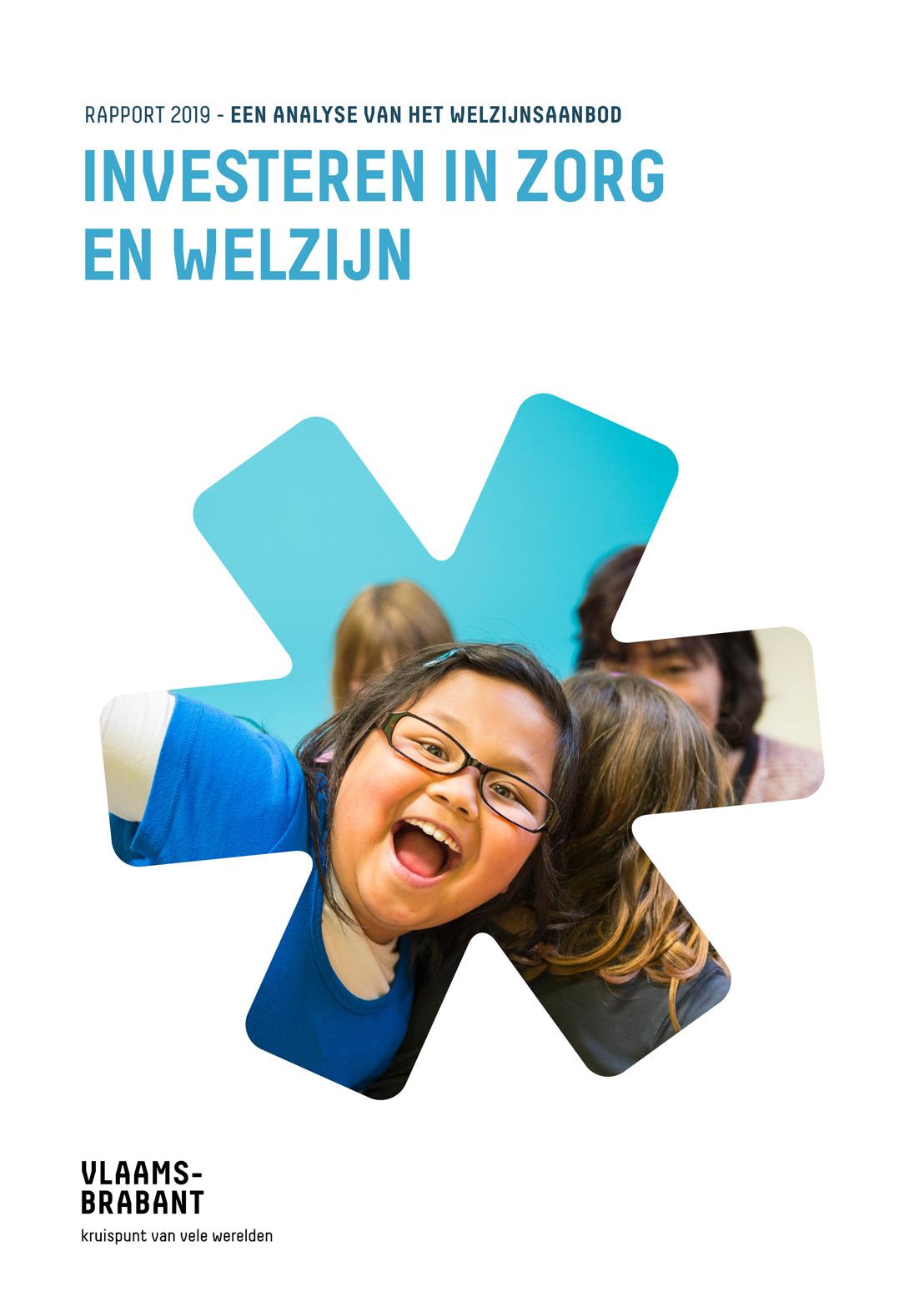 Nog steeds minder welzijn in Vlaams-Brabant