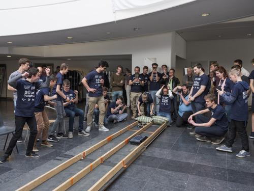 150 jongeren presenteren uitvindingen tijdens jubileumeditie van de Solar Olympics