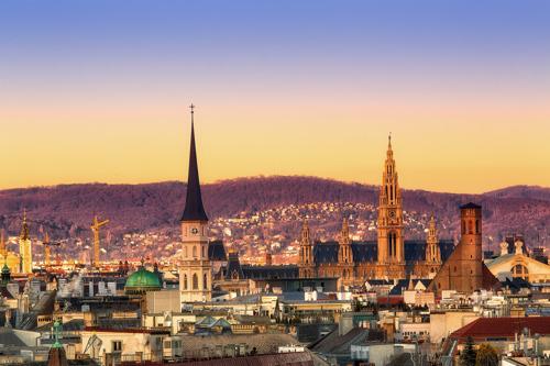 Wenen al 10 jaar beste stad ter wereld om te leven