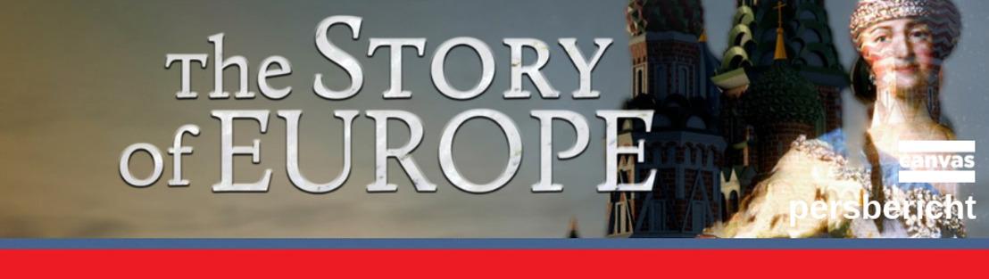 Nieuw op Canvas: The Story of Europe